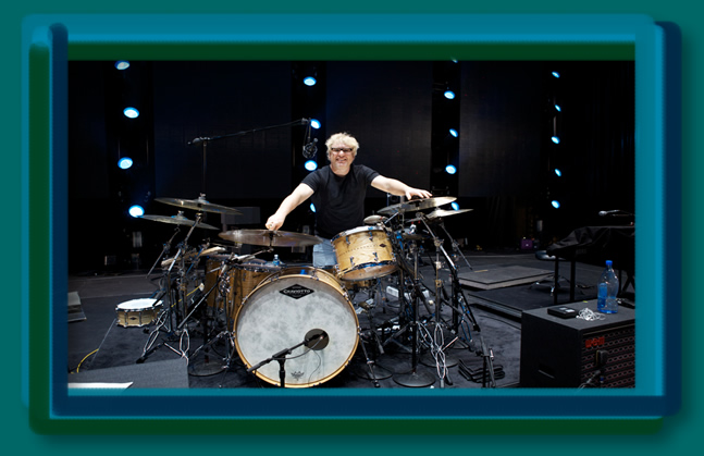 Chris McHugh endorses Craviotto Drums